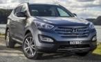 2015 Hyundai Santa Fe. От 1 379 000 рублей