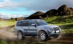 В России стартуют продажи обновленного Mitsubishi Pajero