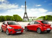 Opel Corsa нового поколения представят на Парижском автосалоне
