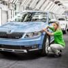 Новые цены на автомобили Skoda в России