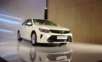 Toyota Camry. Московский фейслифт