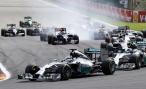 «Формула-1». Гран-при Бельгии 2014. От начала до конца