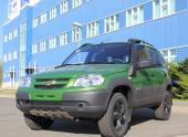 Chevrolet Niva «Тундра». 579 000 рублей