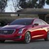 Cadillac представляет европейскую версию купе ATS Coupe