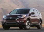 В США стартуют продажи новой Honda CR-V