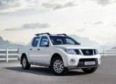 Nissan обновил старую Navara для Европы