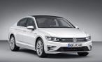 Volkswagen Passat GTE представлен до Парижского автосалона