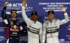 «Формула-1». Гран-при Сингапура. Квалификация