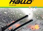 Чем так нравятся автолюбителям щетки стеклоочистителя HALLO?
