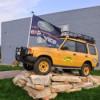 Land Rover будет учить водительскому мастерству в Гатчине