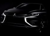 В Париже Mitsubishi представит новый электровнедорожник Outlander PHEV Concept–S