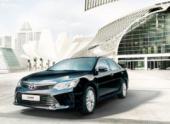 В России начинается прием заказов на обновленную Toyota Camry