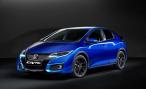 Honda показала в Париже обновленный хетчбэк Civic