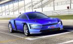 Volkswagen в Париже. XL Sport и Passat GTE