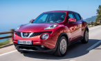 Рестайлинговый Nissan Juke. От 685 000 рублей