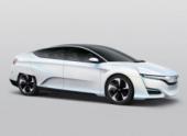 Honda представила FCV — автомобиль на водородном топливе