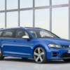Volkswagen представляет универсал Golf R Variant до премьеры в Лос-Анджелесе