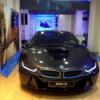 В Санкт-Петербурге стартовали продажи гибридного спорткара BMW i8