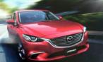 В Интернет «просочились «изображения» обновленной Mazda6