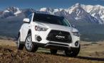 В России стартовали продажи спецверсии Mitsubishi ASX Suriken