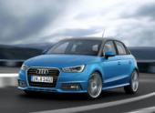 Audi A1 Sportback. В России от 905 000 рублей