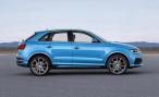 2015 Audi Q3. Косметический ремонт