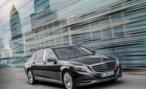 Daimler назвал цены на Mercedes-Benz S-class Maybach