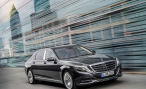 Daimler назвал цены на Mercedes-Benz S-class Maybach