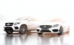 Mercedes-Benz представит новое семейство AMG Sport на автосалоне в Детройте
