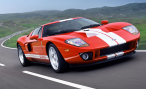 Ford хочет возродить легендарный спорткар GT