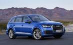 2016 Audi Q7 в России. От 3,63 млн рублей