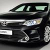 В Петербурге стартовало производство обновленной Toyota Camry