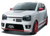 Suzuki готовит к премьере «заряженный» ситикар Alto RS Turbo