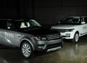 Range Rover представил в Детройте дизельные модификации HSE Td6 и Sport HSE Td6 для США