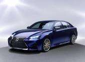 Lexus представил спортивный GS F до премьеры в Детройте