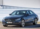 Mercedes-Benz представил в Детройте гибридный C350 Plug-in Hybrid