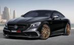В Brabus превратили Mercedes-Benz S 63 AMG в самое быстрое купе в мире