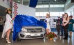 В России стартовали продажи Lada Granta с автоматизированной коробкой передач
