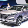Hyundai представила в Женеве новый Tucson