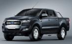 Новый Ford Ranger представлен в Таиланде