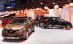 Renault Kadjar представили на автосалоне в Женеве