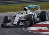 Гран-при Малайзии. Квалификация. Они же и Феттель