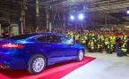 Производство Ford Mondeo нового поколения запущено на заводе под Санкт-Петербургом