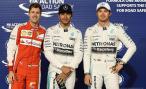 «Формула-1». Гран-при Бахрейна 2015. Квалификация