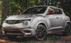 В России стартовали продажи спортивного Nissan Juke NISMO RS