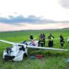 Летающий автомобиль Aeromobil разбился во время испытательного полета