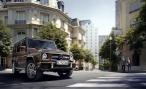 Mercedes-Benz обновил «Гелендваген»