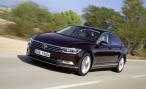 В России стартовал прием заказов на новый Volkswagen Passat
