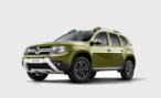 Названа дата начала продаж рестайлингового Renault Duster