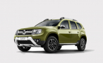 Renault назвал цены на обновленный Duster